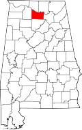 Image:Morgan County Alabama Locator Map.jpg
