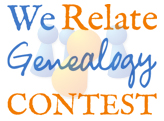 Image:WeRelate Genealogy Contest logo small.jpg