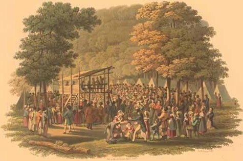 Image:Methodist camp meeting (1819 engraving).jpg