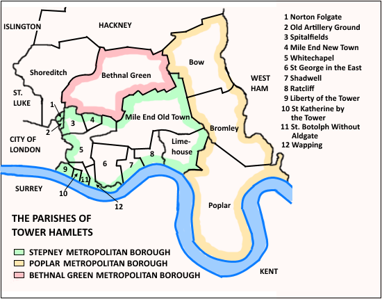 Image:Tower Hamlet parishes.png