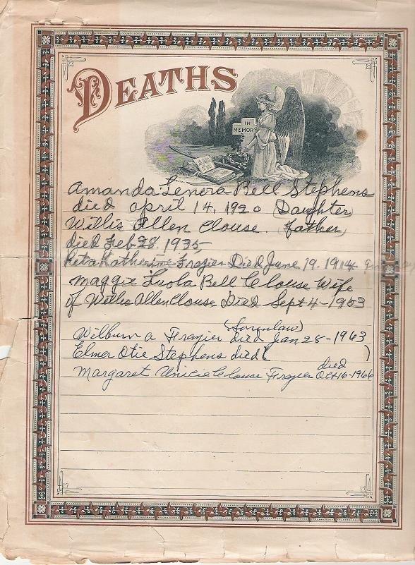 Image:Clouse_Family_Bible_Deaths_Page.jpg