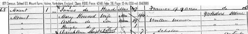 Image:1871 Census Holme sch 63 Mount James Howard .jpg