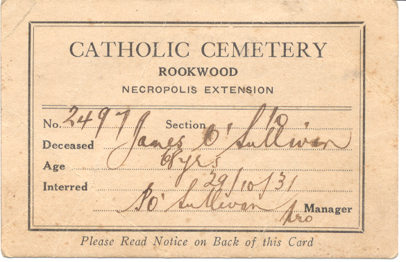 Image:James cemetery card.jpg