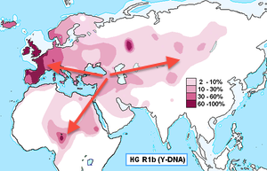 Image:Dispersion of R1b Haplogroup (1).png