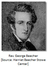 Son: Rev. George Beecher