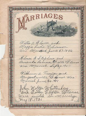 Image:Clouse Bible Marriage page.JPG