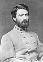 G.W. Curtis Lee in uniform