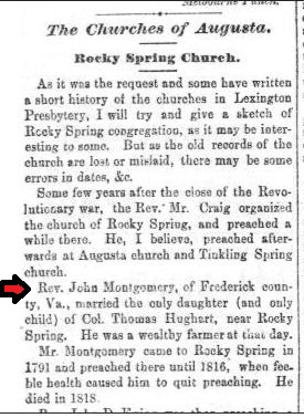 Image:Rev. John Montgomery in Staunton Spectator 18 March 1873.jpg