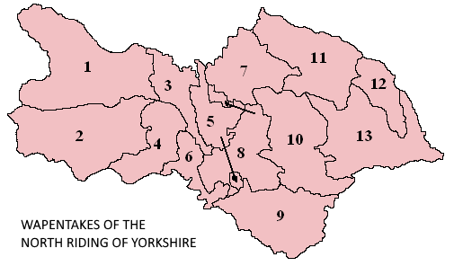 Image:Wapentakes of the North Riding of Yorkshire.png