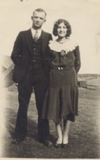 Wayne & Mildred @1931