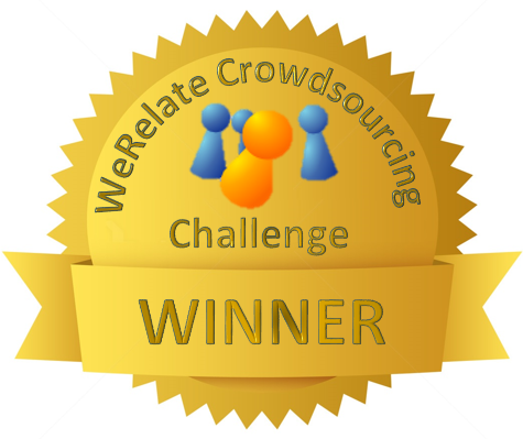Awarded for the December 2016 Challenge