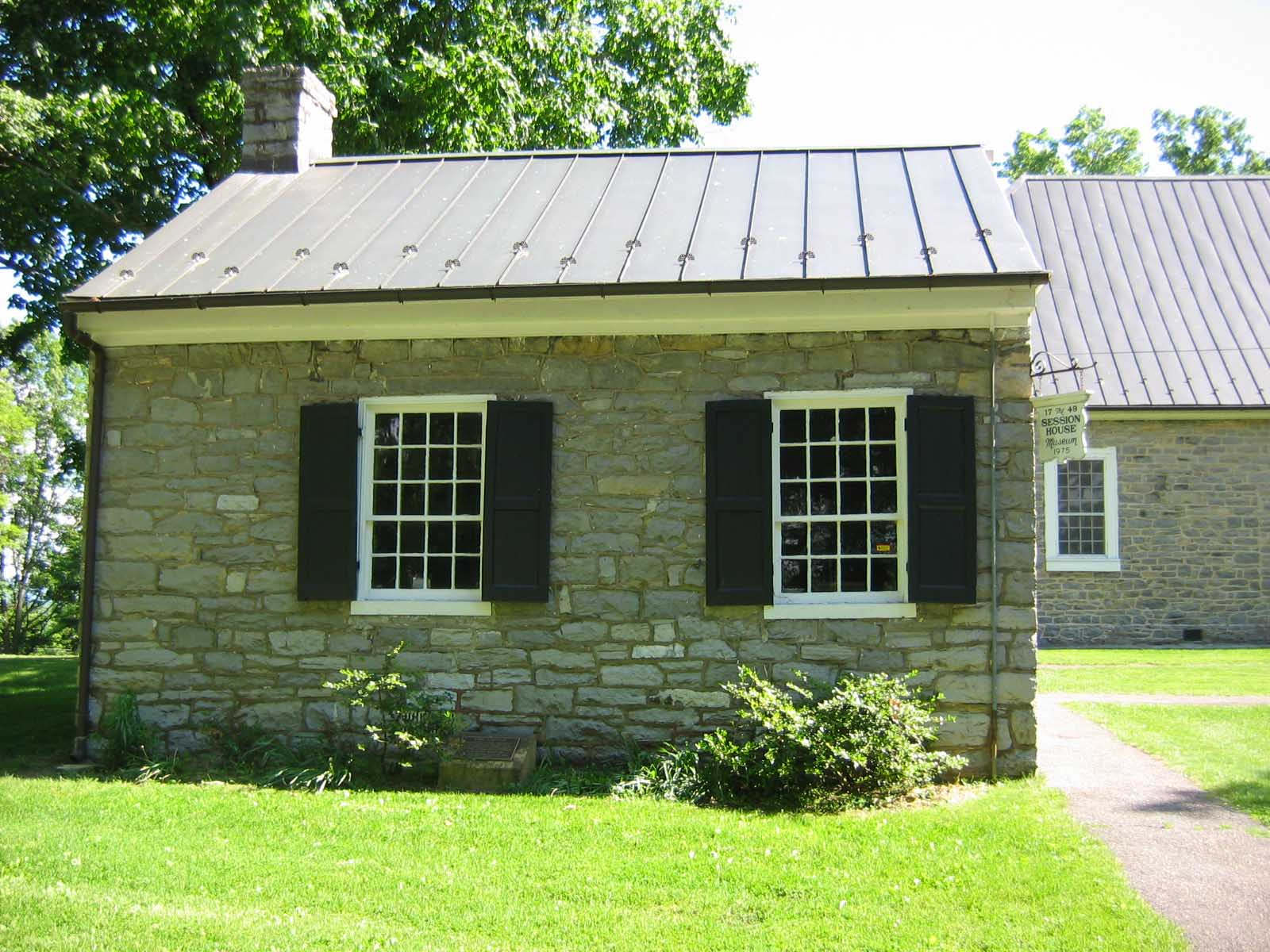 Image:Session House and Museum, Augusta Old Stone MH.jpg