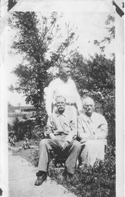 Sam & Alice Bankston with their son Luther