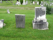 Photo of Family Graves in Houlton ME