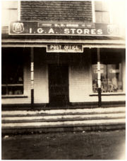 Redstone Store, c.a. late 1920s