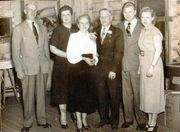William, Marie, Laura, Roy H., Roy E., Virginia Stuckmeyer
