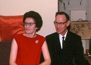 Graeme and Estelle Moffat - 1963
