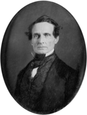 Son: Jefferson Davis, abt 1853