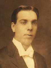 Wedding Photo of Ralph Garfield Williams