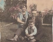 Gean, Glade and Glade Jr Butterfield
