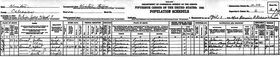 1930 Census - Household of Willie Benoit [4]