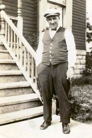 Charles Butt Jr in 1925