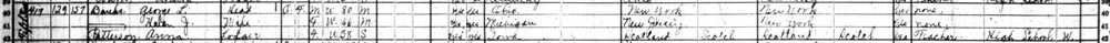 1920 Census Detail