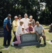 The Bradley Grandchildren in 1998