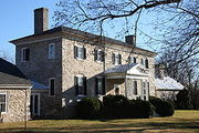 Harewood Plantation, Charles Town, W.Virginia built in 1770