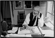 Charles Samuel Addams (January 7 ,1912 –September 29 ,1988)
