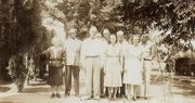 Pursley Family Reunion, 1940