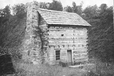 Kilgore's Fort House is the only original surviving, largely unmodified, example of fort architecture in Southwest Virginia.  Most likely, Cowan's Fort looked very much like this.