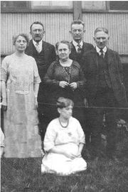 William Parke Family