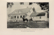 Thompson family house in Williamstown circa 1916