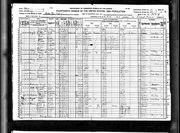 1920 census alongside William T Poling family