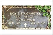 Roy E Stuckmeyer's Memorial