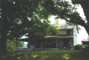 Phil Crowther's Photograph of Rocky Spring Station, 1999