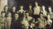 Family of Marcus Browning Pollard, November 1942