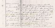 William Richey and Elizabeth Richey Marriage 17 May 1832