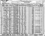 1930 Census in Logan, Hocking, Ohio
