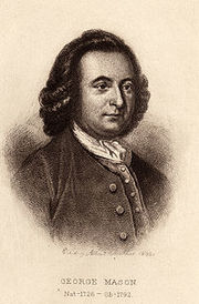 Husband: George Mason (1725-1792)