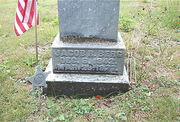Tombstone of Jacob R. Berg