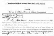 CSA pension file for P. L. Coker, page 2(a)