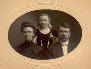 Marcellus, Mary, and Luverne Beal