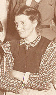Mary Wilkins