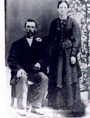 John McLuen, Sr and Ellen Williams