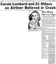 TWA Flight #3 Crash (1942)