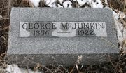 Gravesite of George McJunkin