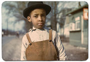 Boy near Cincinnati 1942/43
