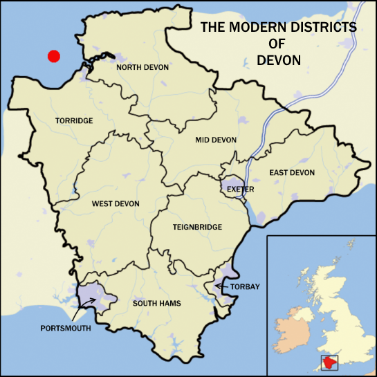Image:Devon districts titled.png